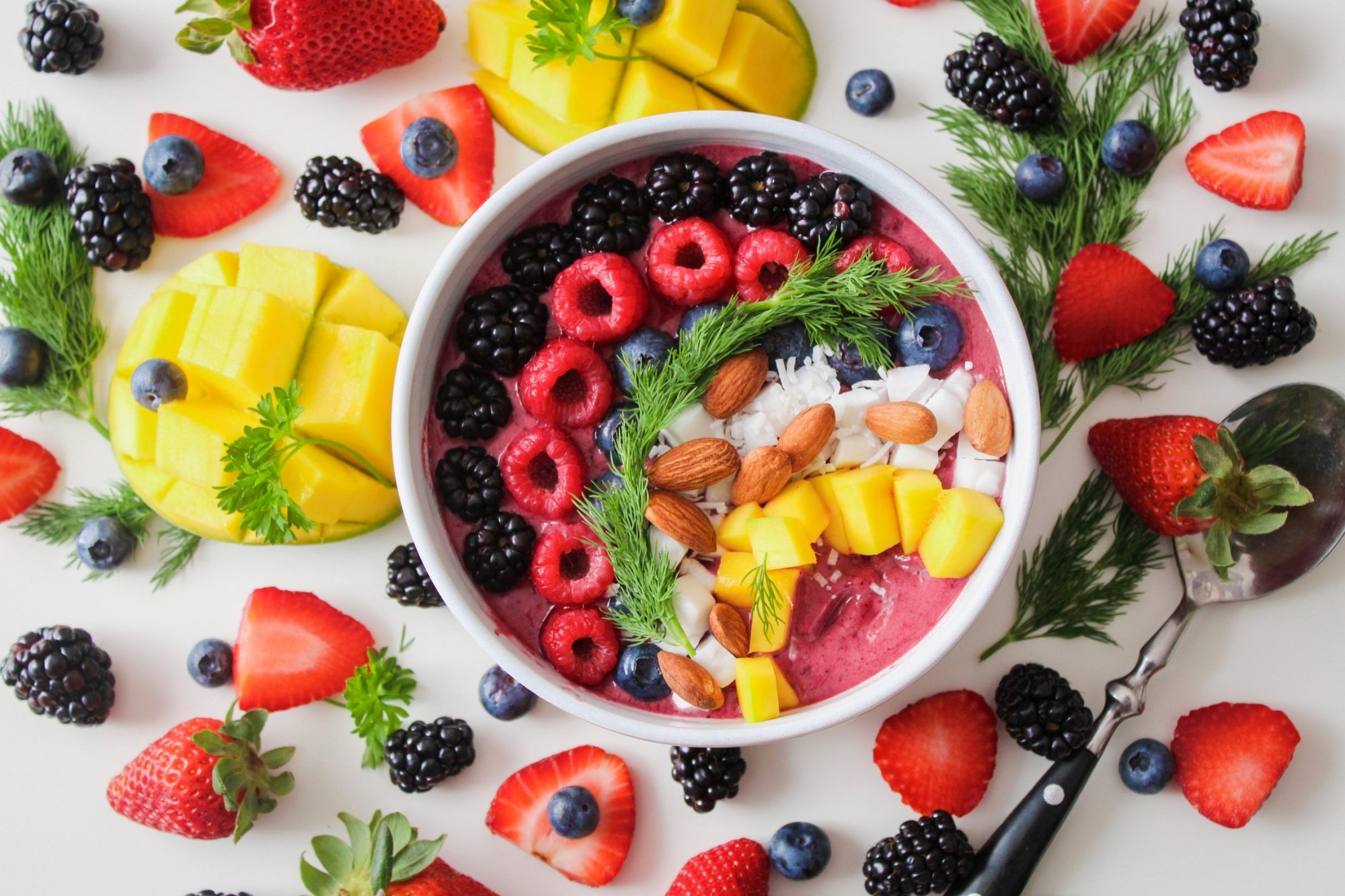 acai bowl receta