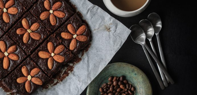 brownies-veganos-receta